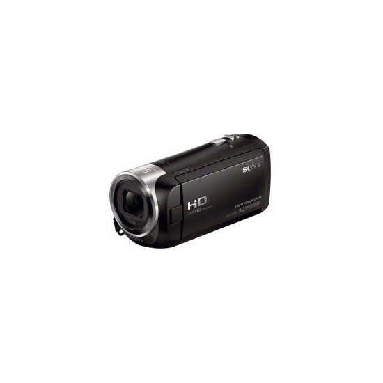SONY FULL HD 60P 9.2MP CAMCORDER HDR-CX240