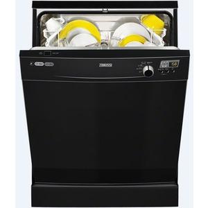 Photo of ZANUSSI 12 Place 60CM Freestanding Dishwasher In Black ZDF14001KA Dishwasher