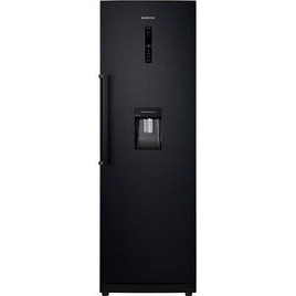 SAMSUNG 60cm Larder Fridge with A+ Energy Rating in Black RR35H6610BC Reviews