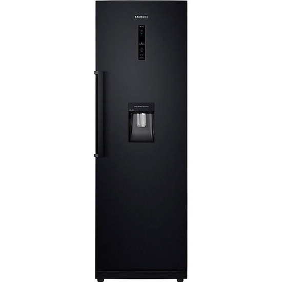 SAMSUNG 60cm Larder Fridge with A+ Energy Rating in Black RR35H6610BC