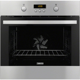 ZANUSSI Single Electric Oven in Stainless Steel ZOP37902XK Reviews