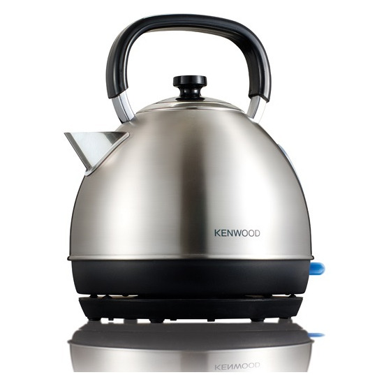 KENWOOD 1.6 Litre Traditional Kettle in Stainless Steel SKM100