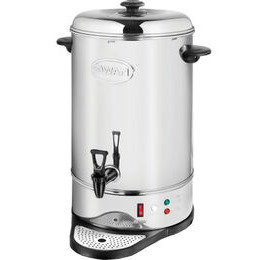 SWAN Professional 20 Litre Stainless Steel Catering Urn SWU20L Reviews