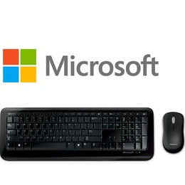 Microsoft 2LF-00021 Wireless Desktop 800 Keyboard and Mouse Set Reviews