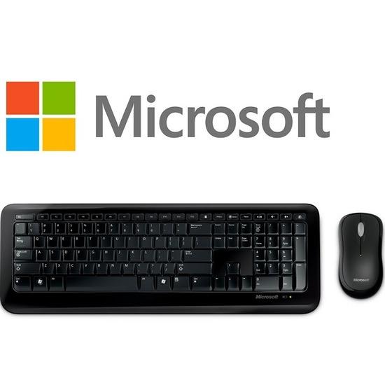 Microsoft 2LF-00021 Wireless Desktop 800 Keyboard and Mouse Set