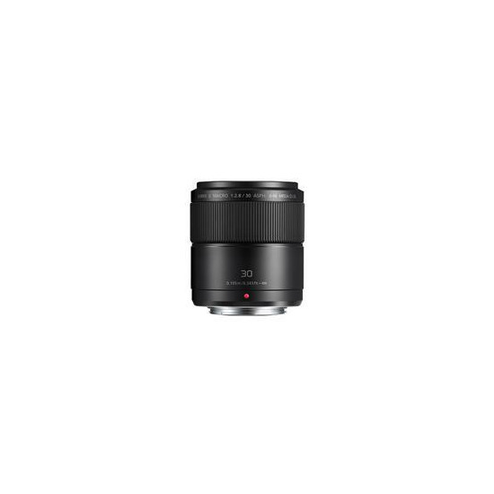 30mm f/2.8 Macro Lens for Lumix G
