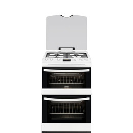 Zanussi ZCG63330WA Gas Cooker Reviews
