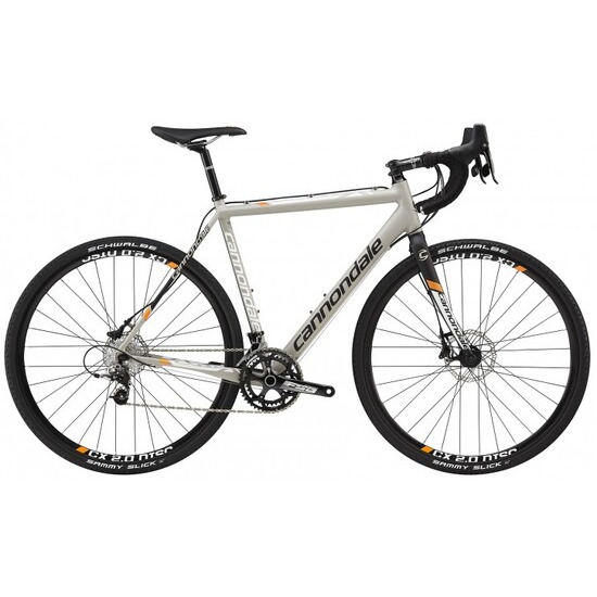 Cannondale Caadx Rival 22 Disc (2015)