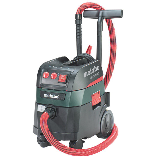 Metabo ASR35MACP All-Purpose Vacuum Cleaner 1400W 110V