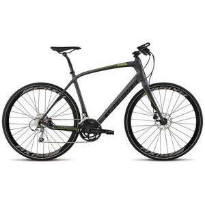 Photo of Specialized Sirrus Comp Carbon Disc (2015) Bicycle