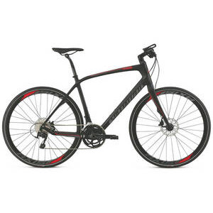 Photo of Specialized Sirrus Expert Carbon Disc (2015) Bicycle