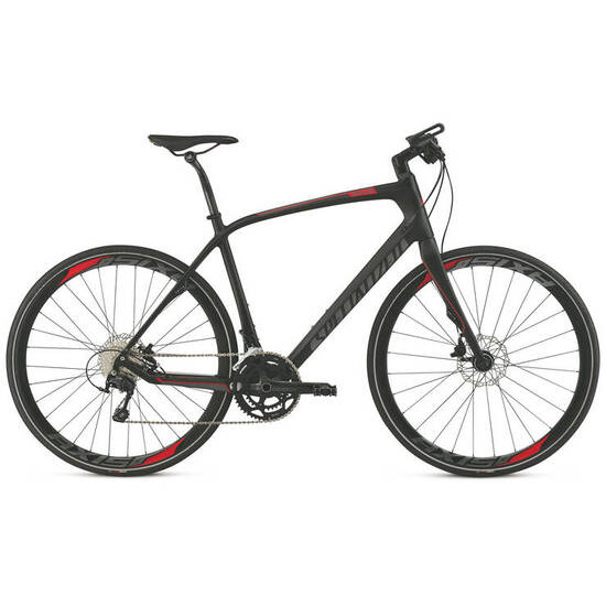 Specialized Sirrus Expert Carbon Disc (2015)