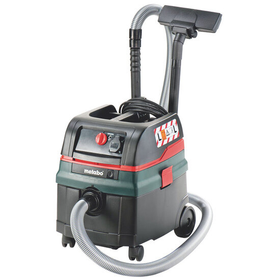 Metabo ASR25LSC All-Purpose Vacuum Cleaner 110V