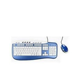 Saitek USB Multimedia Keyboard and Optical Mouse Reviews