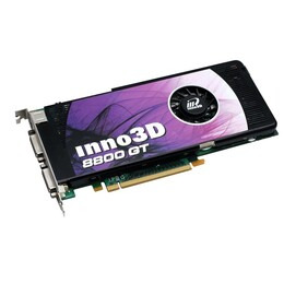 INNO3D 8800GT H5GTCDs Reviews