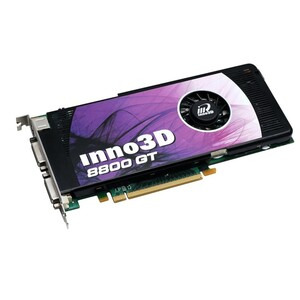 Photo of INNO3D 8800GT H5GTCDs Graphics Card