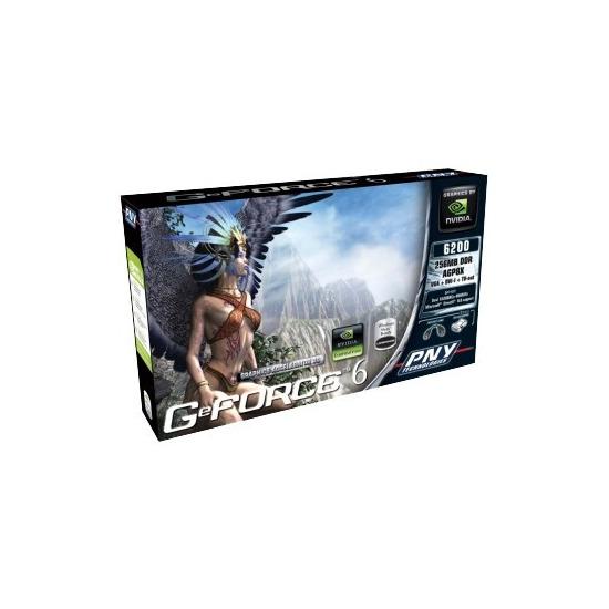 PNY Verto GeForce 6 6200