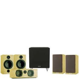 Tannoy Mercury F1 Custom 5.1 Speaker System Reviews