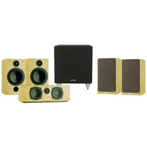 Photo of Tannoy Mercury F1 Custom 5.1 Speaker System Speaker