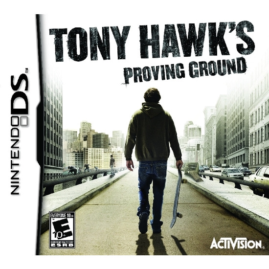 Tony Hawks: Proving Ground Nintendo DS