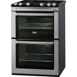Photo of Zanussi ZCI660MXC Cooker