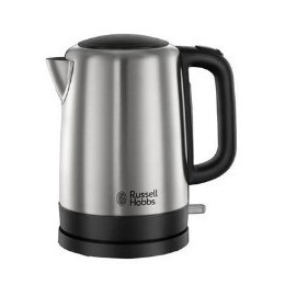 Russell Hobbs 20610 Mar15 1.7lt Canterbury Brushd Closed Handle Kettle Reviews