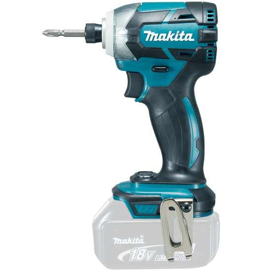 Makita DTD148Z 18V Li-on Cordless Brushless Impact Driver with 3-Stage Impact Po