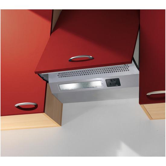 Baumatic BT068ME Integrated Cooker Hood - Grey