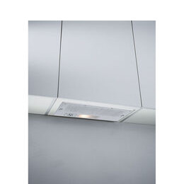 Hoover HBG60/2S Canopy Cooker Hood - Stainless Steel Reviews