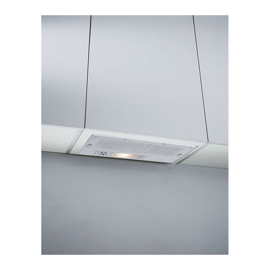 Hoover HBG60/2S Canopy Cooker Hood - Stainless Steel