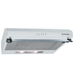 Hoover HFT60/2W Visor Cooker Hood - White