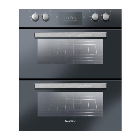 Hotpoint TCP6107NX Electric Built under Double Oven Stainless Steel