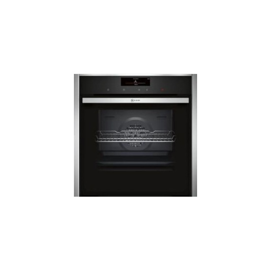 Neff B48CT38N0B built in/under single oven Electric Built in Stainless steel