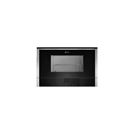 Neff C17GR01N0B Built-in Microwave And Grill Stainless Steel