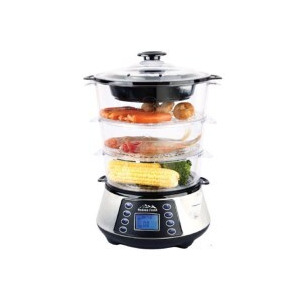 Photo of Heaven Fresh HF8333 NaturePure Digital Food Steamer Kitchen Appliance