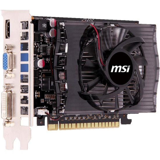 4 GB NVIDIA GeForce GT 730 PCIe Graphics Card