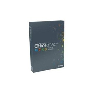 Photo of Microsoft Office Mac Home and Student Family Pack 2011 English 3 Users Software