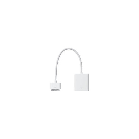 Apple iPad Dock Connector to VGA Adaptor