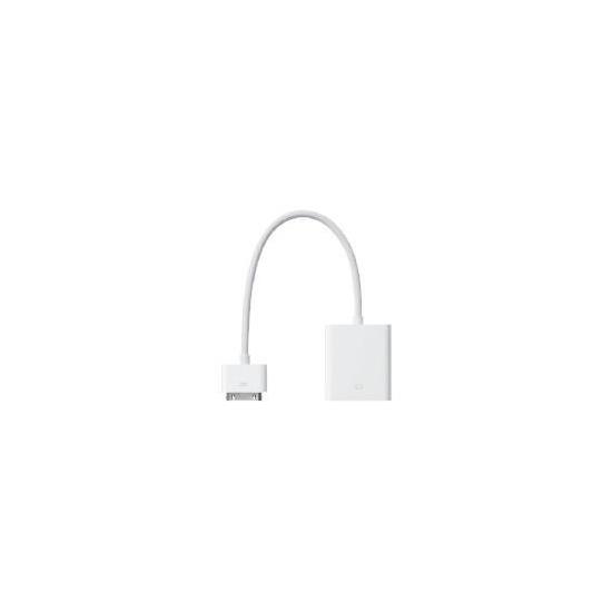 Apple iPad Dock Connector to VGA Adaptor