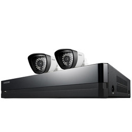 Samsung SDS-P3022 Twin-Camera Four-Channel CCTV