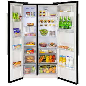 Photo of Beko ASDL251 Fridge Freezer