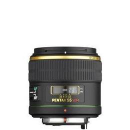 Pentax 55mm f1.4 MC DA