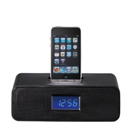 IWANTIT IPHDKDB10 DAB/FM Clock Radio with iPhone/iPod Docking Station - Black Reviews