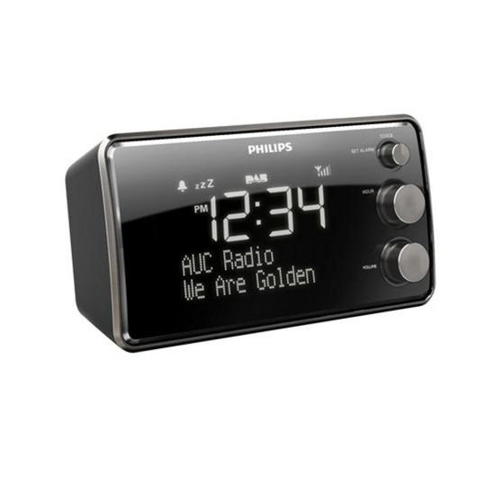 PHILIPS AJB3552/05 DAB Clock Radio