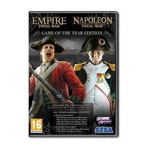 Photo of SEGA Empire & Napoleon: Total War - Game Of The Year Edition Video Game