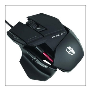 Photo of Cyborg R.A.T. 3 Computer Mouse