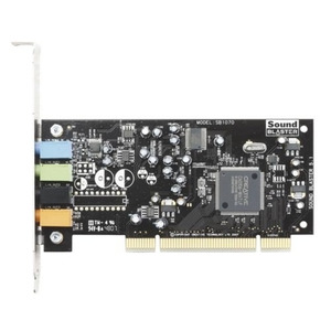 Photo of Creative Labs Sound Blaster 5.1VX 5.1-Channel PCI Sound Card Sound Card
