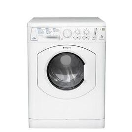 Hotpoint Aquarius WDL5490P Washer Dryer - White