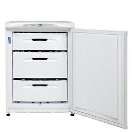 HOTPOINT RZA34P Undercounter Freezer - White Reviews