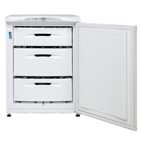 HOTPOINT RZA34P Undercounter Freezer - White